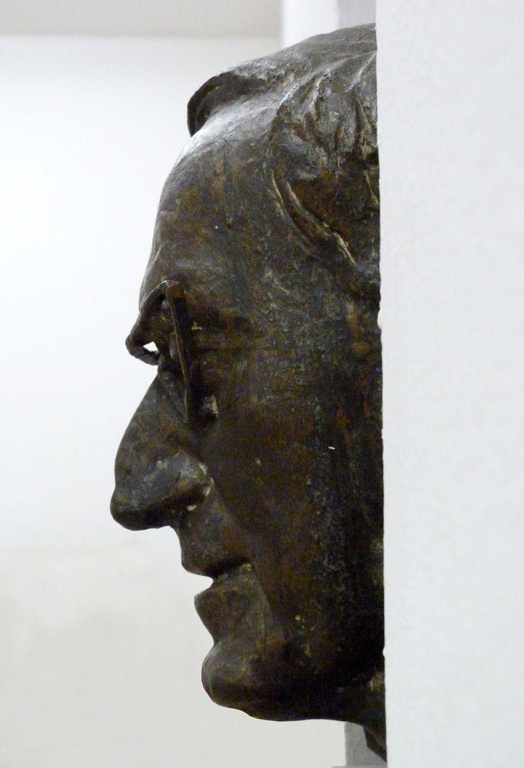 Wilhelm Rieger Ansicht von rechts