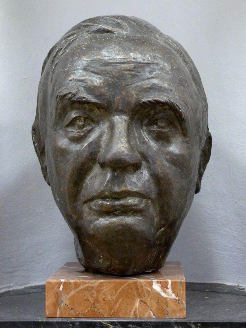 Wilhelm Vershofen Frontalansicht