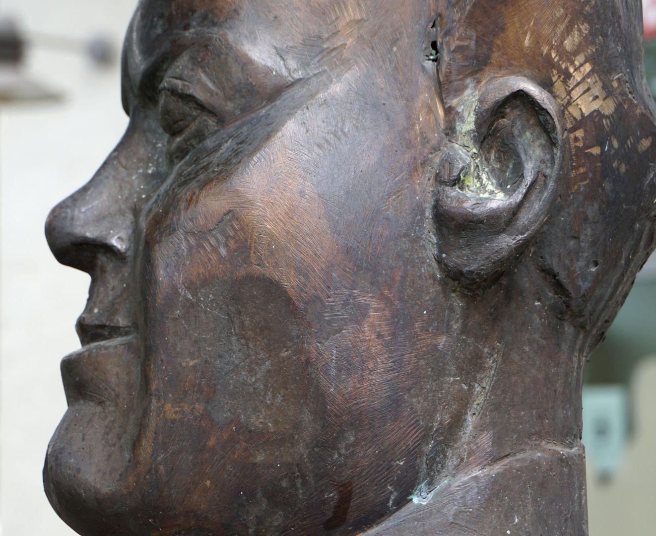 Willy Brandt Detail