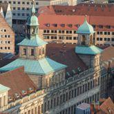 Rathaus, Wolffscher Bau