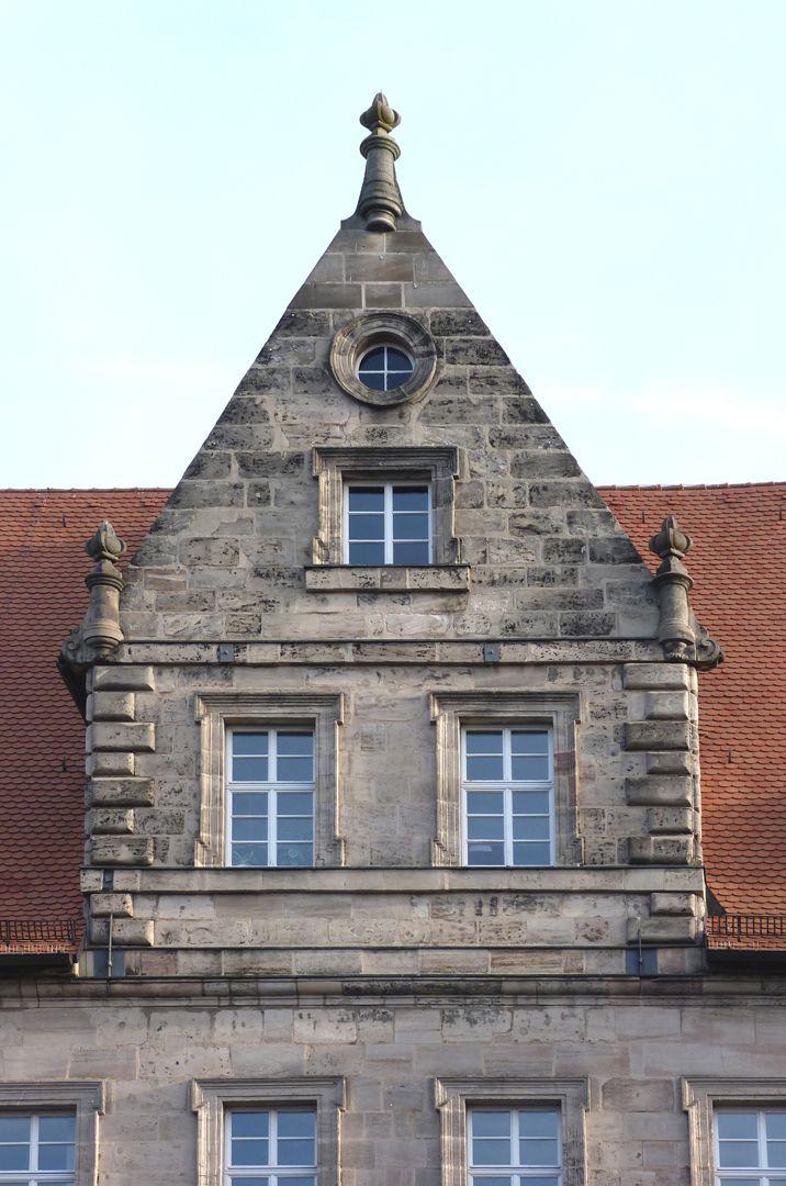 Baumeisterhaus Baumeisterhaus westliches Zwerchhaus