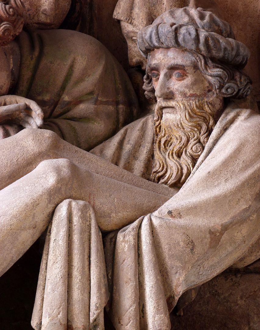 Grablegung Christi Nicodemus