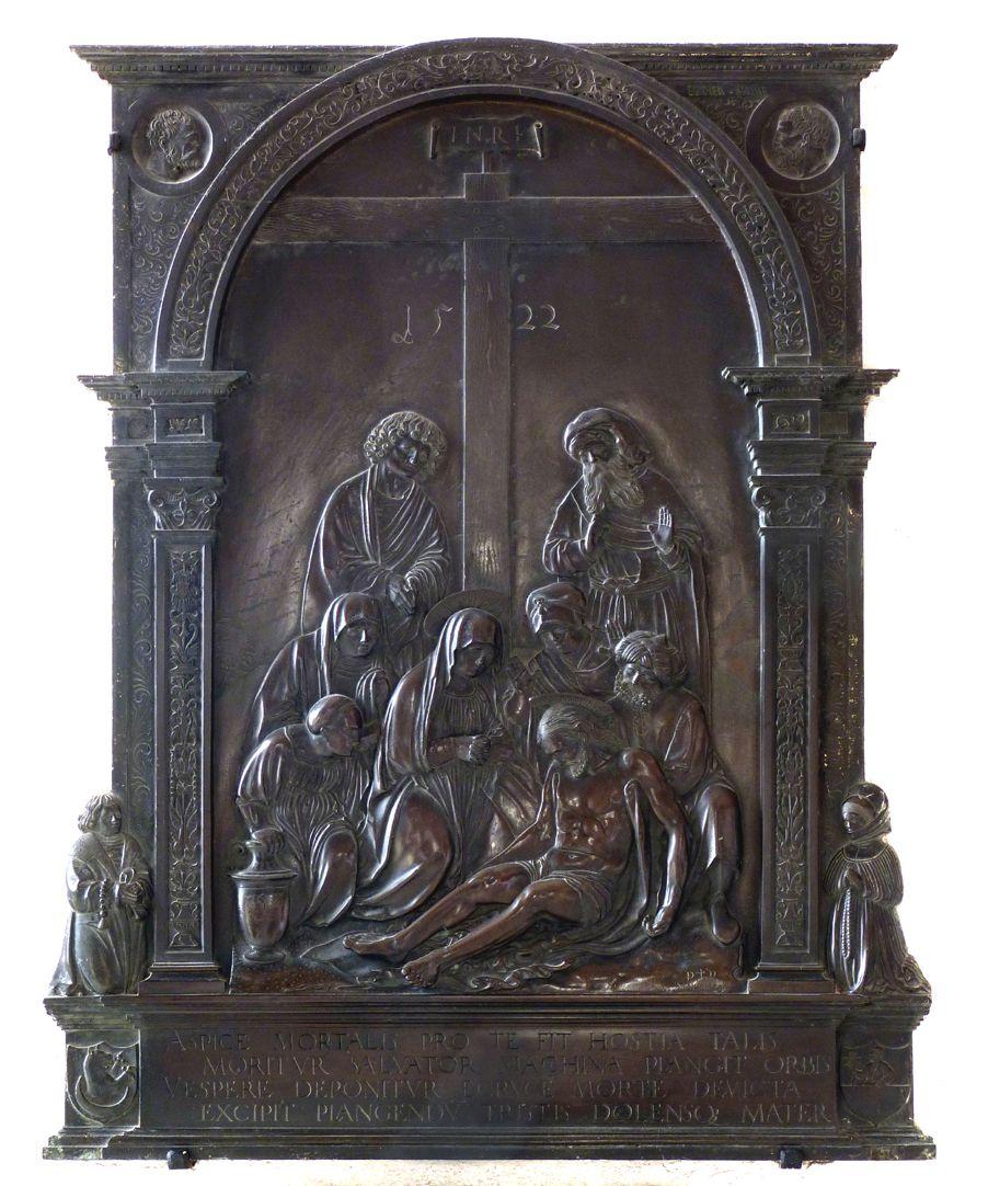 Beweinung Christi: Epitaph Eisen-Behaim Gesamtansicht