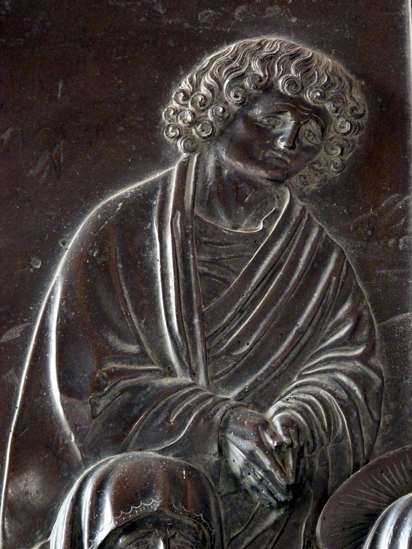 Beweinung Christi: Epitaph Eisen-Behaim Johannes