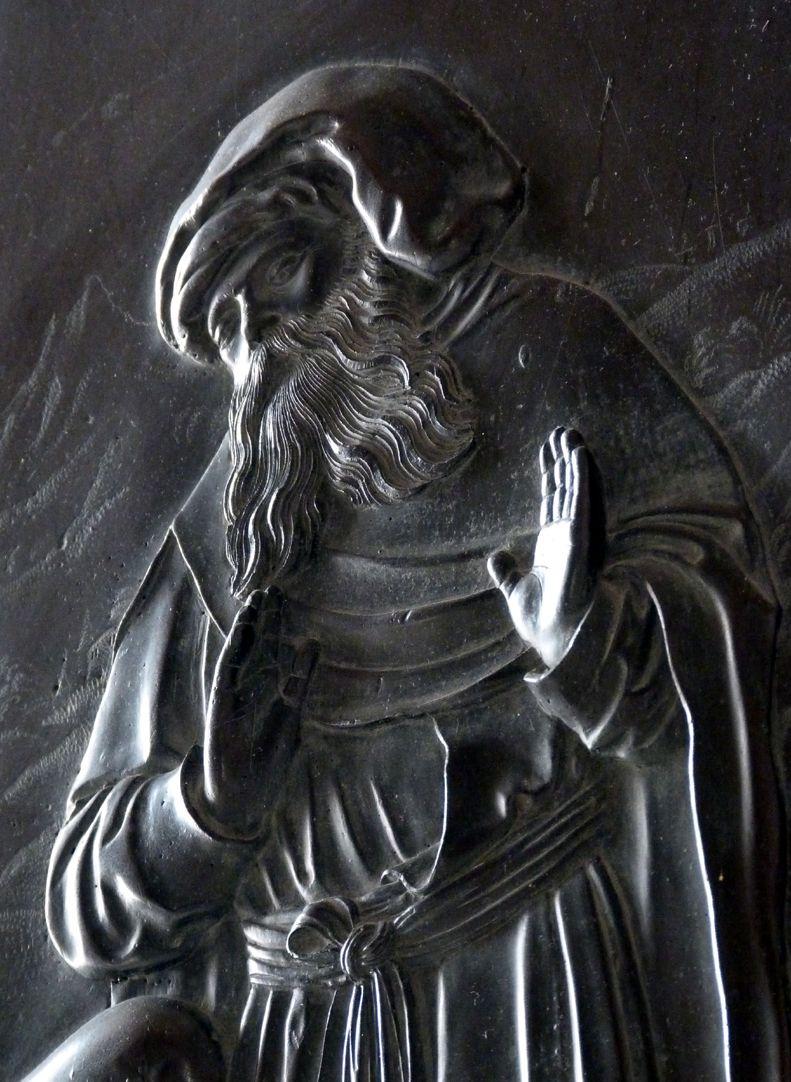 Beweinung Christi: Epitaph Eisen-Behaim Nikodemus