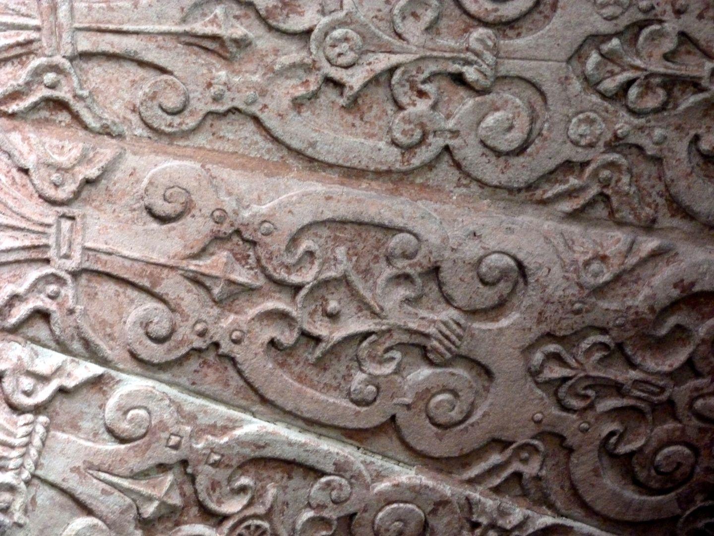 Treppen<p>1602 - 1605<br></p>