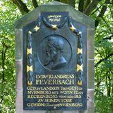 Gedenktafel, Ludwig Andreas Feuerbach
