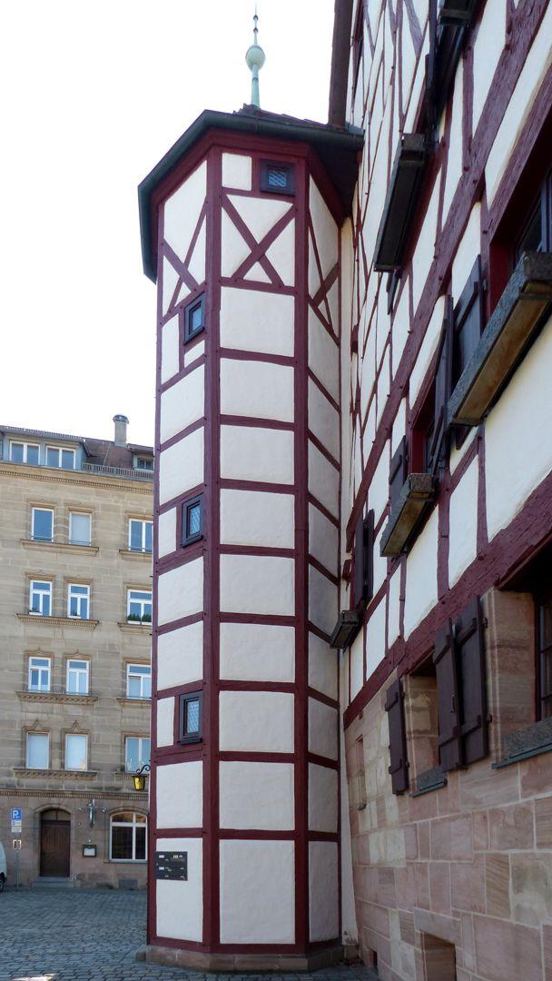 Treppen<p>zweite Hälfte 16. Jahrhundert<br></p>