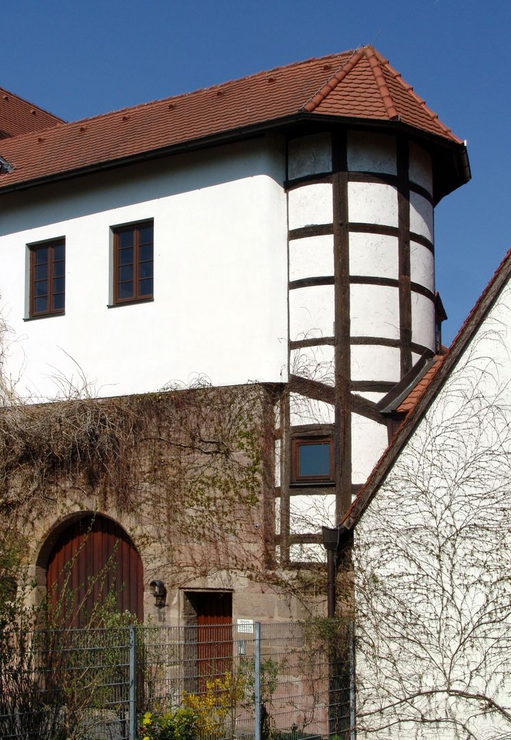 Treppen<p>nach 1552</p>