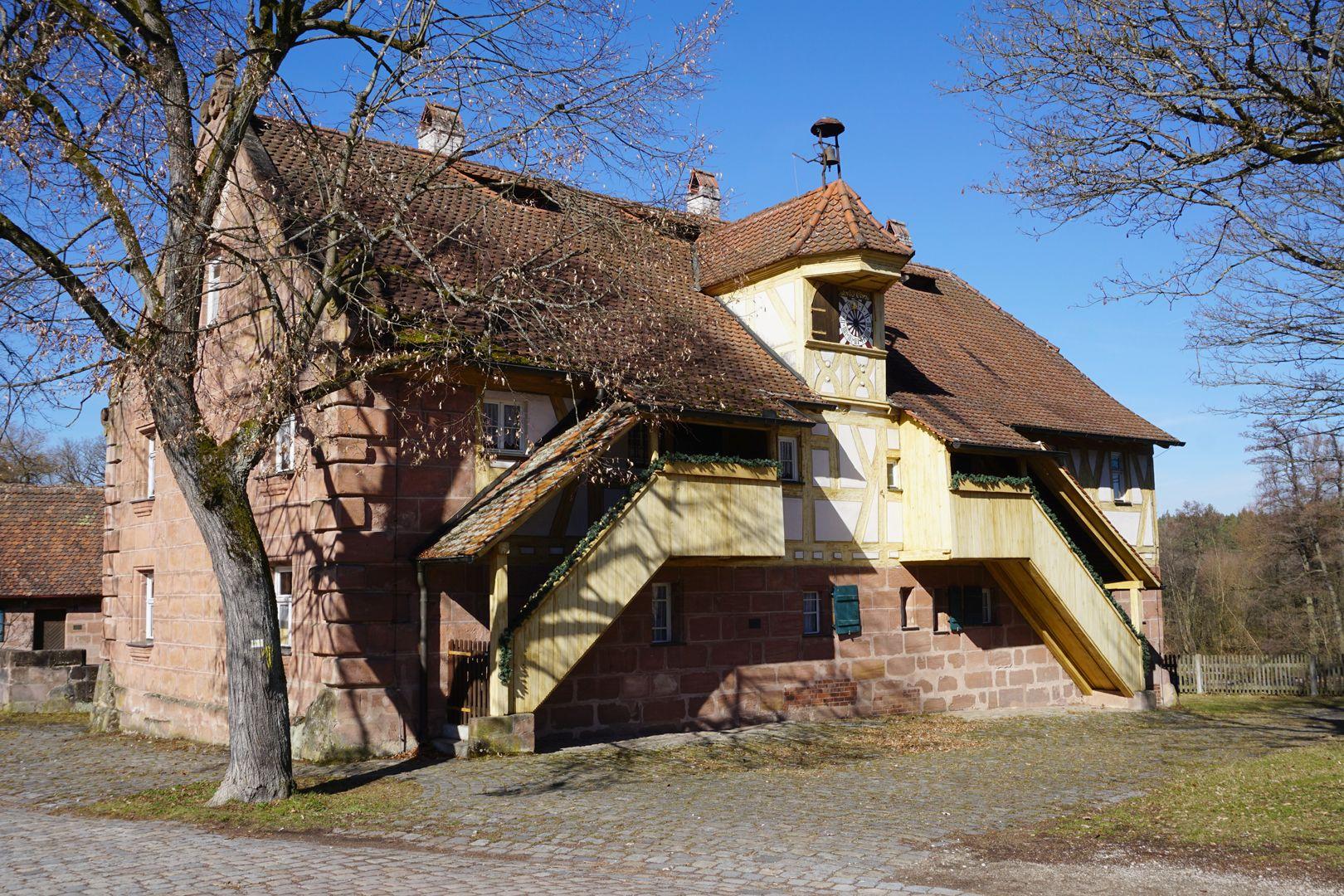 Treppen<p>1554-1683<br></p>